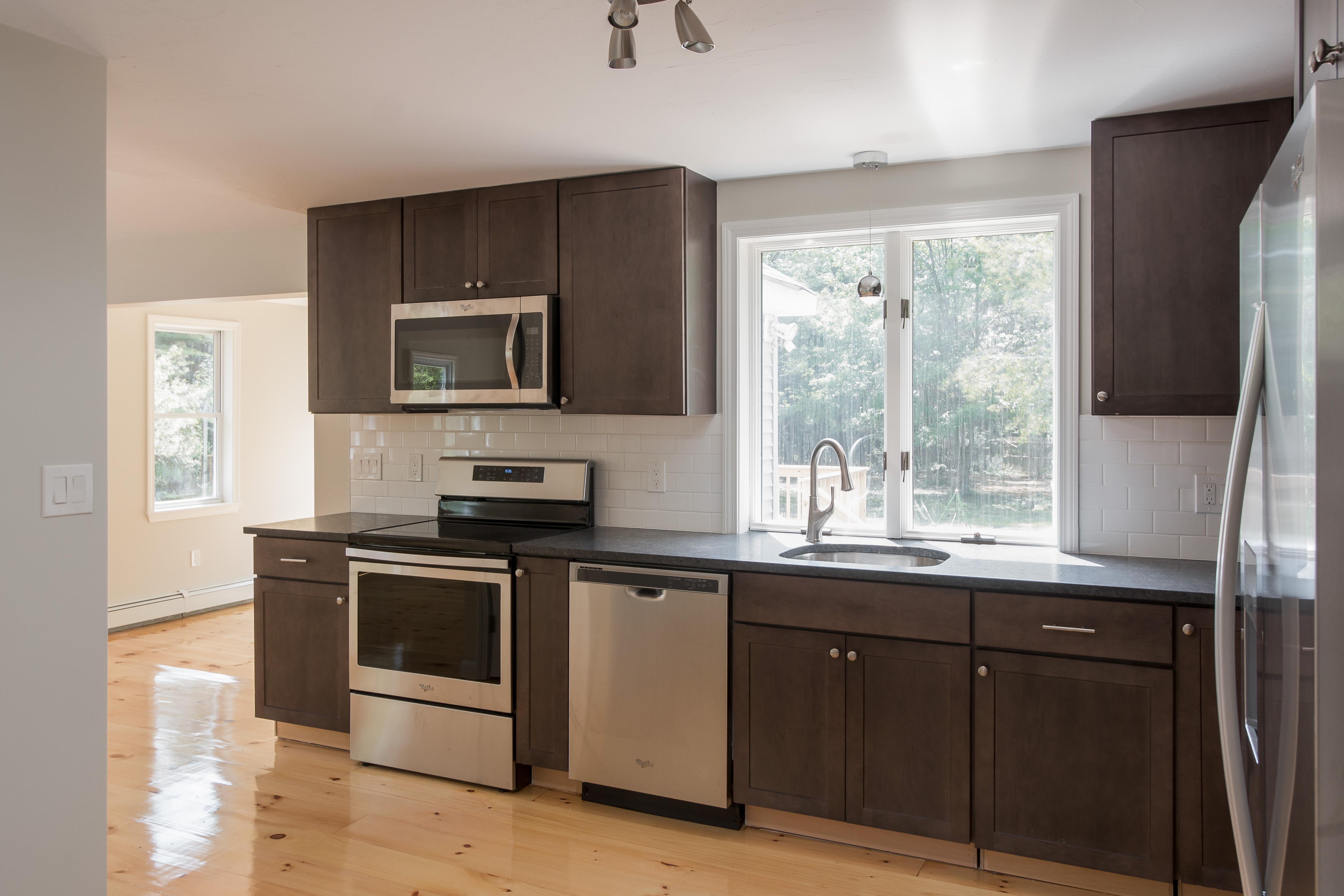 Kitchen Remodel in Douglas MA