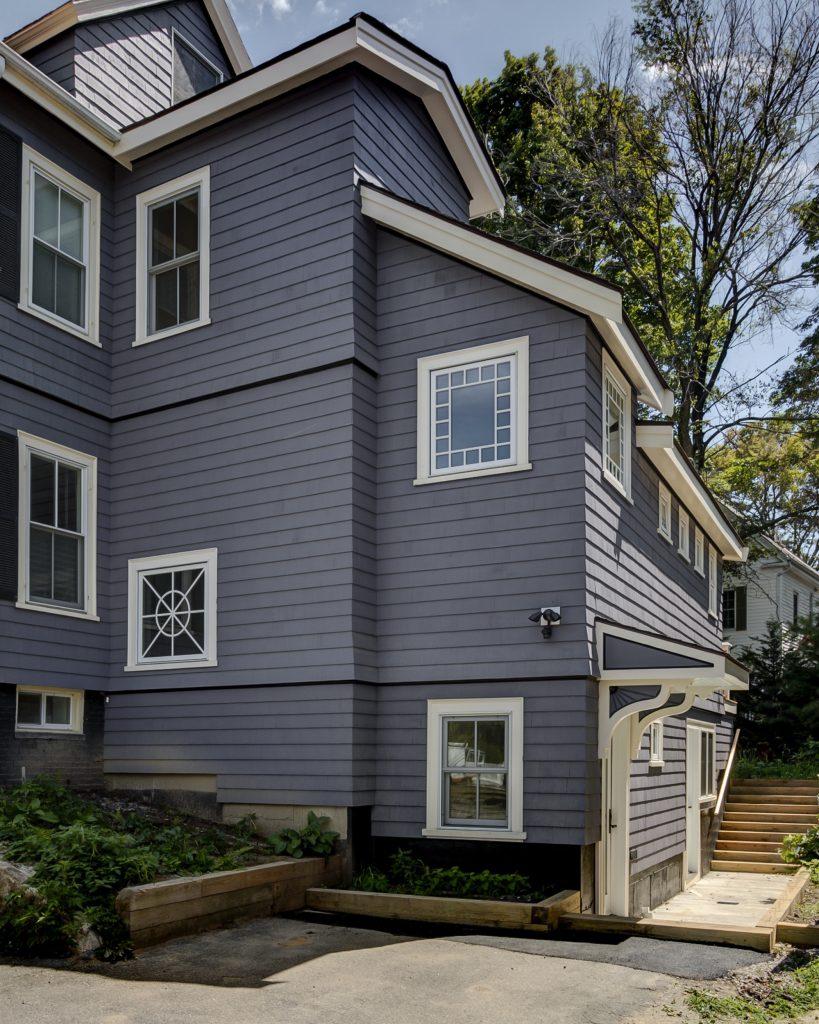 Artist Loft Home Addition in Watertown MA