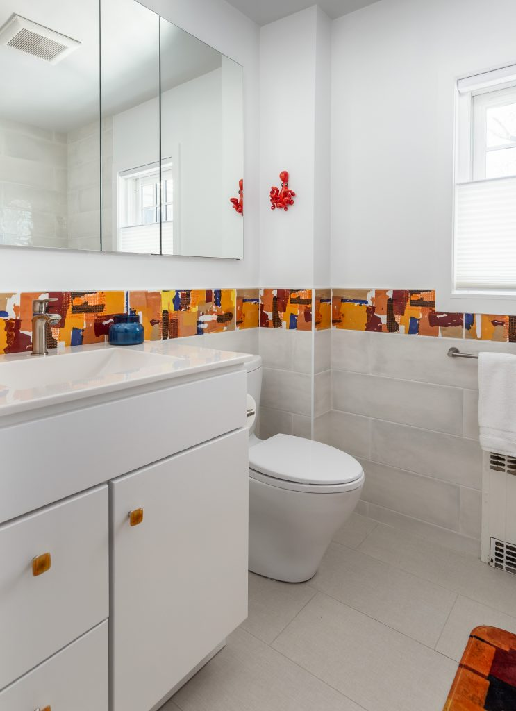 Bathroom Remodel in Belmont MA