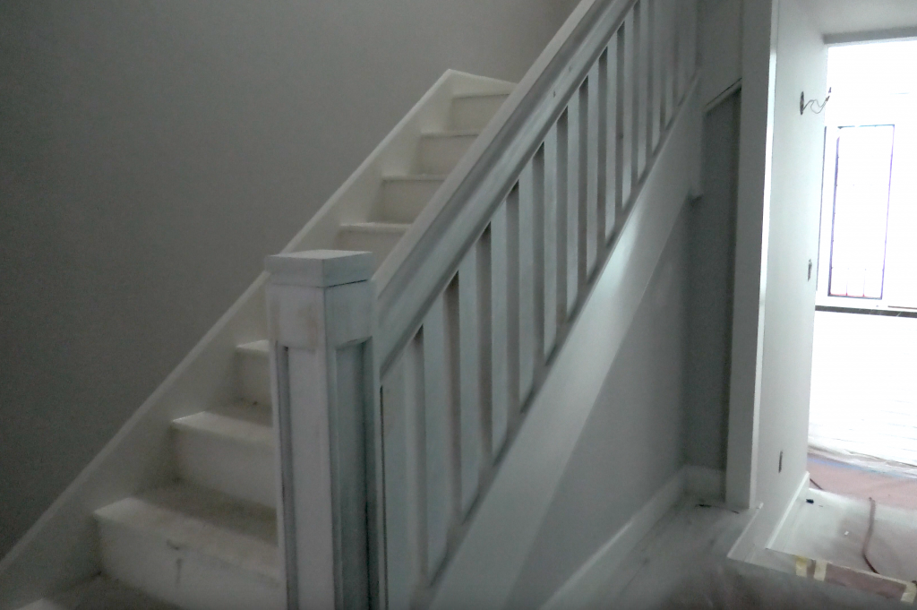 BelmontMA_Staircase_Painting