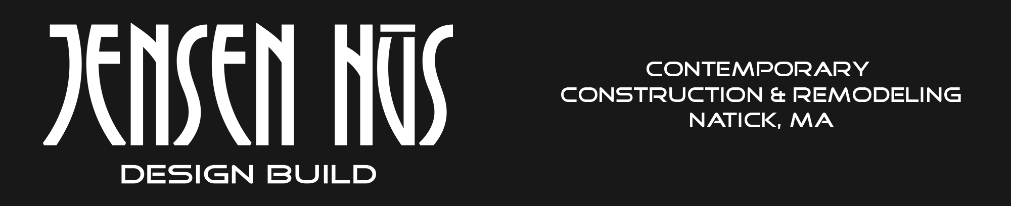 Jensen Hus – Contemporary Design Build