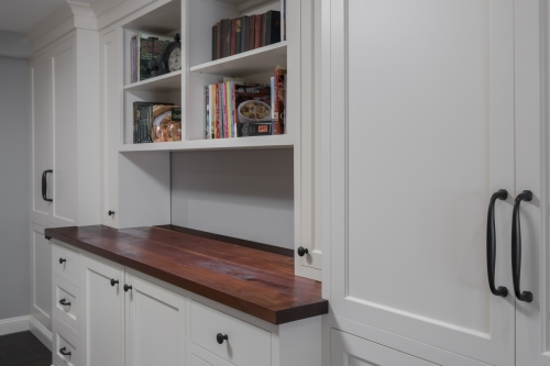 Cabinets and Shelves Wellesley Contemporary Design Build
