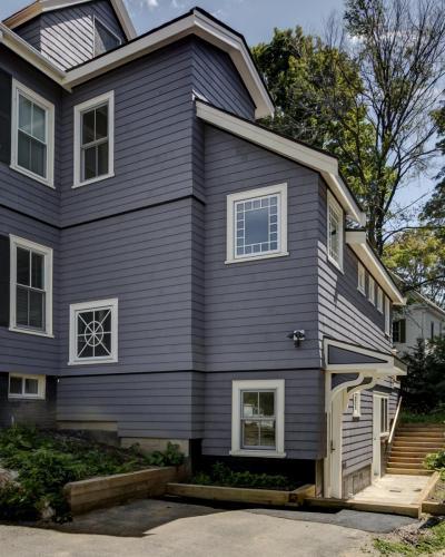 Home Addition Artist Loft Watertown MA Contemporary Design Build