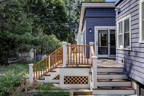 Outdoor Deck 2 Watertown MA Contemporary Design Build
