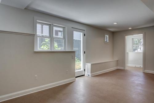 New Apartment Living Space 2 Watertown MA Contemporary Design Build