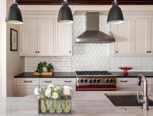 Kitchen Lighting West Roxbury MA Contemporary Design Build