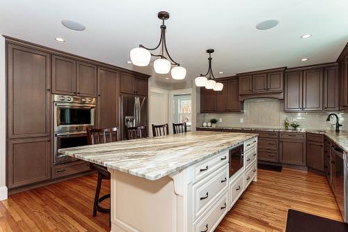 Kitchen Remodel 2 Bright Belmont MA Contemporary Design