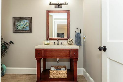 Bathroom Vanity Bright Belmont MA Contemporary Design