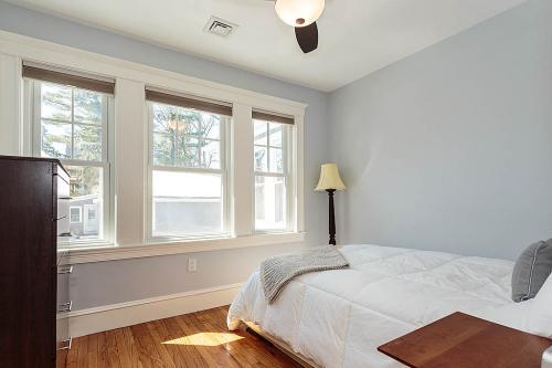 Bedroom 2 Bright Belmont MA Contemporary Design