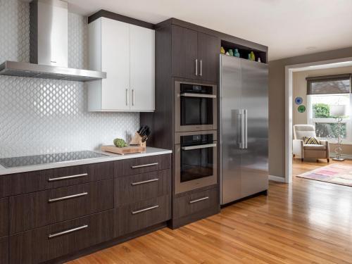 Kitchen Appliances Contemporary Design Newton MA