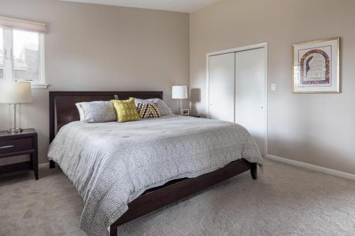 Master Bedroom Contemporary Design Newton MA