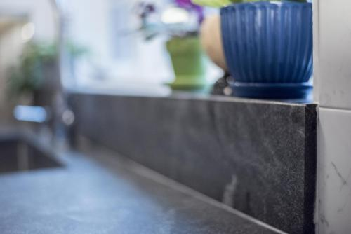 Countertop Backsplash Contemporary Design Acton MA