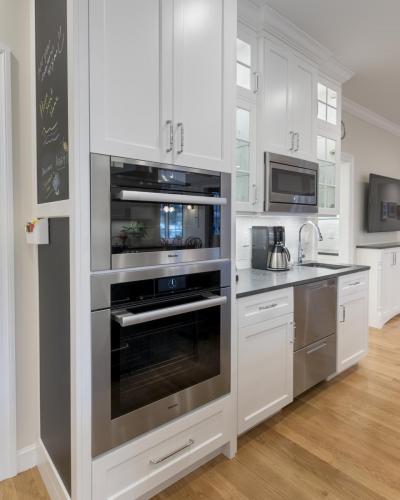 Kitchen Appliances Contemporary Design Acton MA