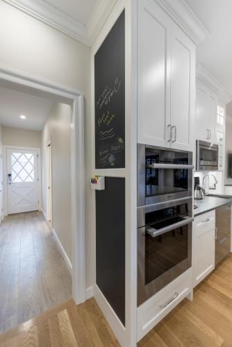 Kitchen Chalkboard Contemporary Design Acton MA