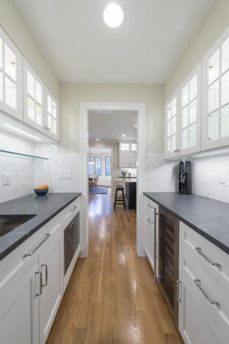Kitchen Bar 2 Contemporary Design Acton MA