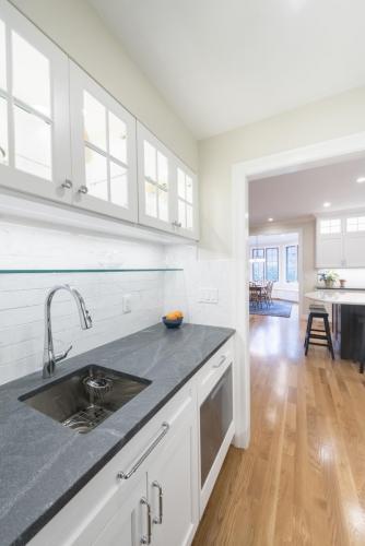 Kitchen Bar 3 Contemporary Design Acton MA