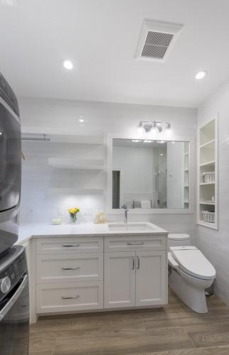 Bathroom 2 Full Contemporary Design Acton MA