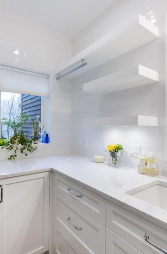 Countertops Window Contemporary Design Acton MA