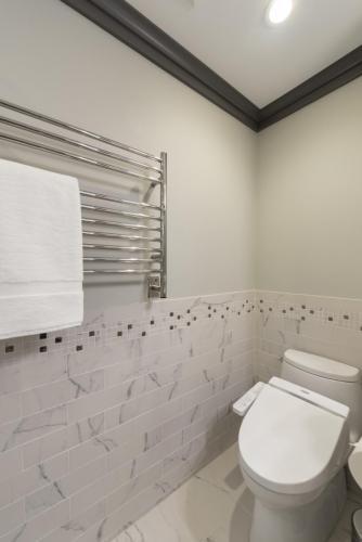 Master Bathroom Wall Contemporary Design Acton MA