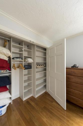 Closet Storage Contemporary Design Acton MA