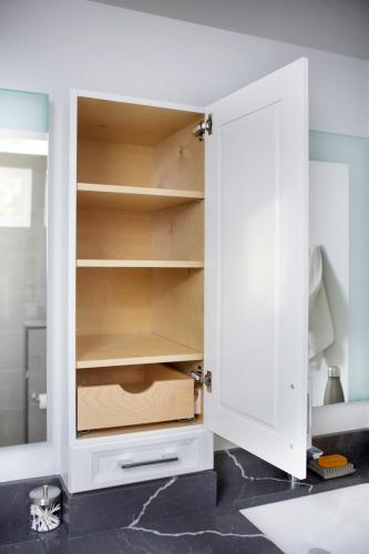 Kitchen Cabinetry Contemporary Design in Weston MA